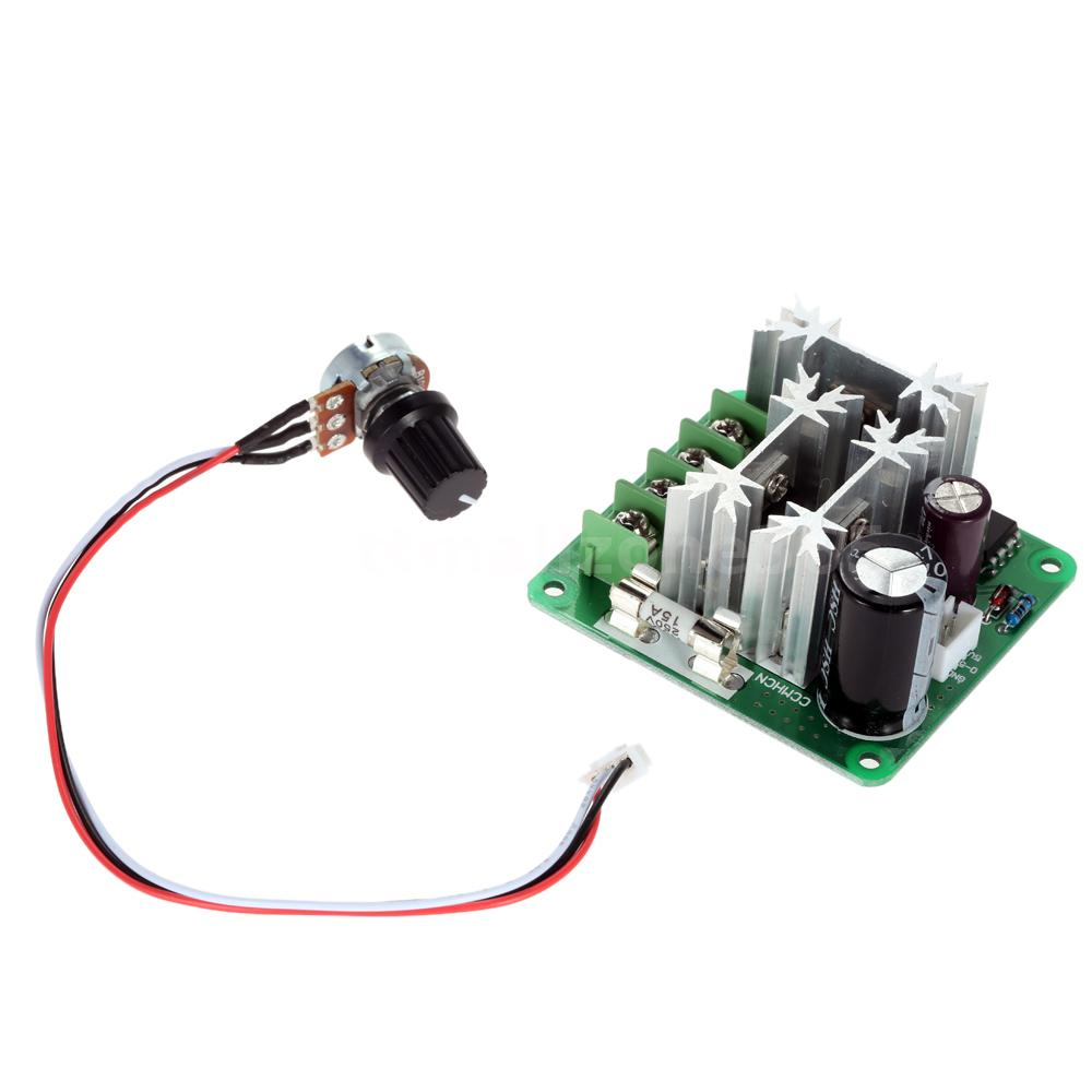Adjustable Dc Motor Speed Pwm Controller Adjuster Plc
