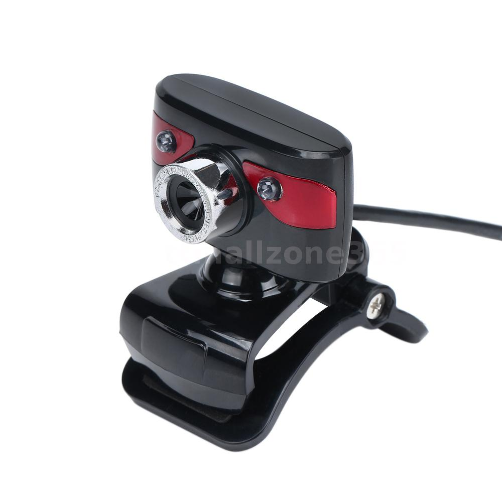 Usb2 0 12mp hd camera web cam 360 degree with mic clip on for Camera it web tv