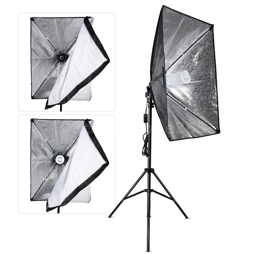 Andoer Photograpy Studio Continuous Video Light Softbox