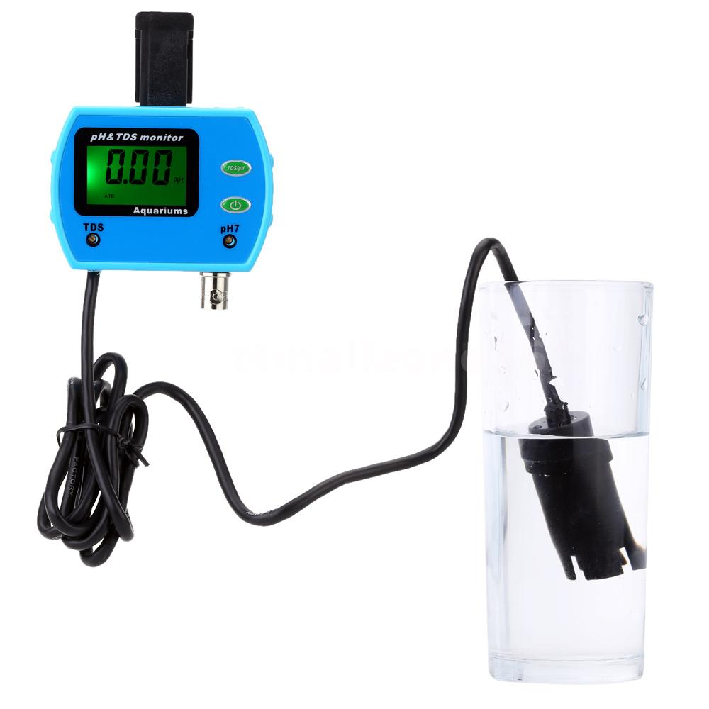 Black Multifunction Tester For Water : In water quality tester analysis monitor multi