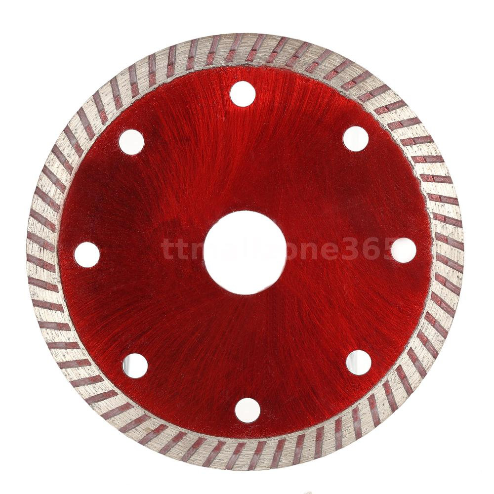 Diamond disc saw blade disc cutting for angle grinder 105 x 10 x this is professional good quality 105mm diamond cutting blade with 20mm inner diameter great choice for architect who need to incise ceramic marble tile doublecrazyfo Gallery