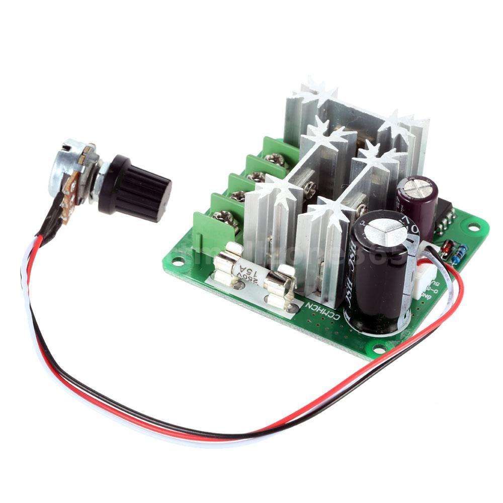 Adjustable Dc Motor Speed Pwm Controller Adjuster Plc