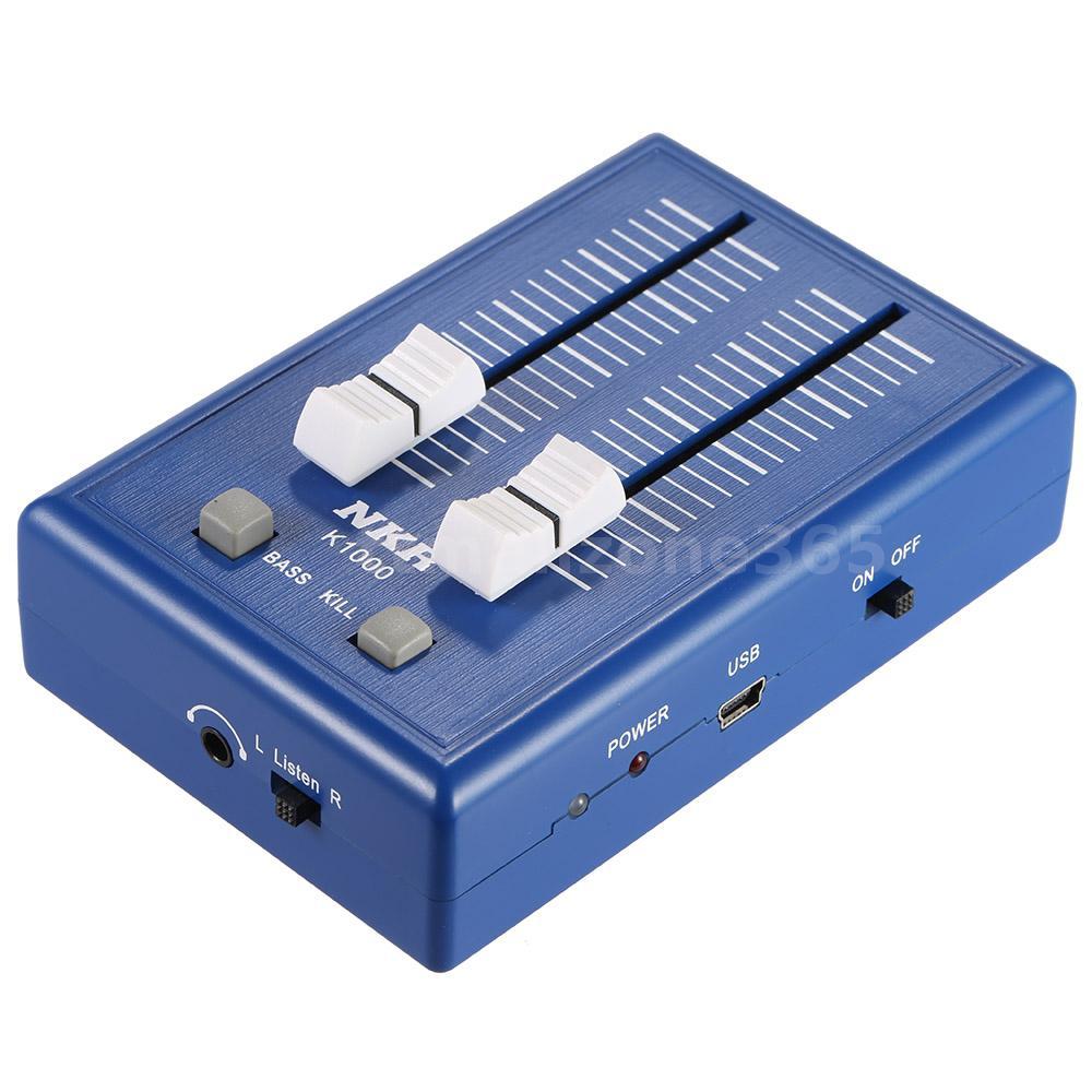 nkr k1000 mini digital audio mixer for phone sound mixer pocket mixer z9l8 ebay. Black Bedroom Furniture Sets. Home Design Ideas