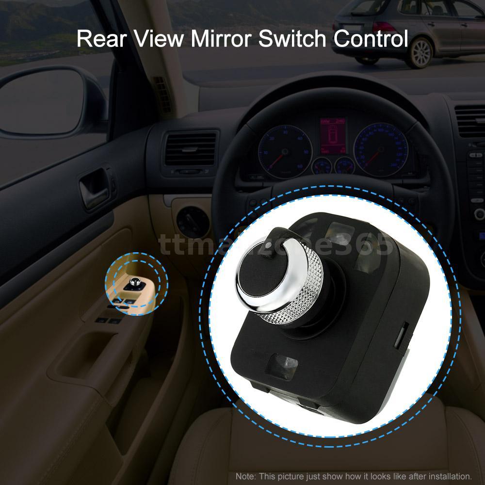 For Audi A3 A4 A6 A8 S6 Q7 Tt R8 Oem Car Rearview Mirror
